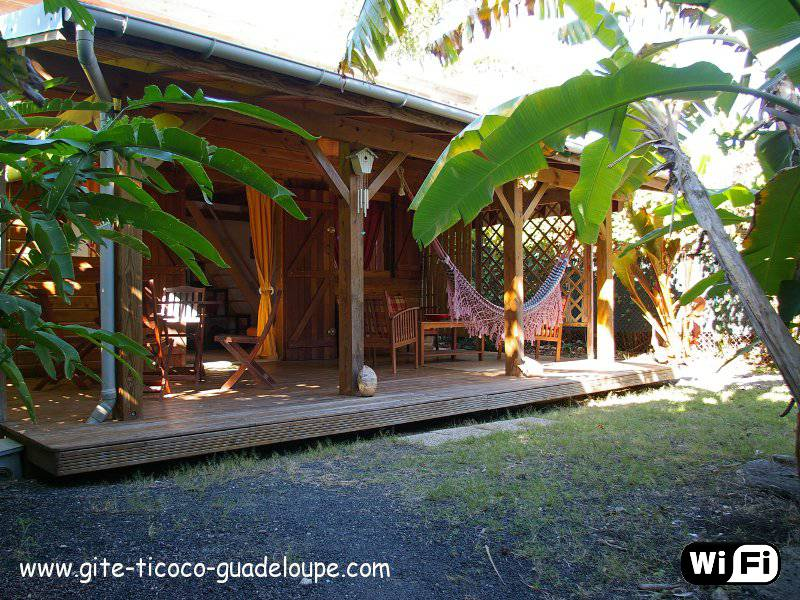 Gite Ticoco Guadeloupe Gite Creole Saint Francois Grande Terre